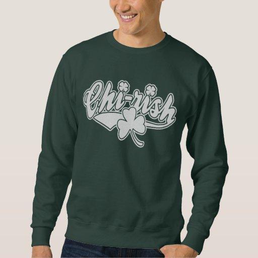 Chirish Shamrock Sweatshirt