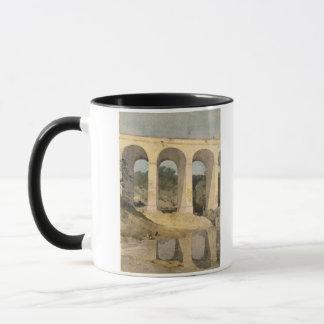 Chirk Aqueduct, 1806-7 (w/c on paper) Mug