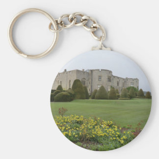 Chirk Castle and Gardens Keychain