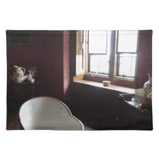 Chirk Castle Bathroom Cloth Placemat