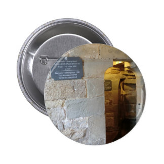 Chirk Castle Dungeon Entrance Button