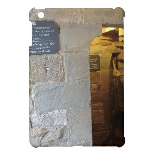 Chirk Castle Dungeon Entrance Cover For The iPad Mini