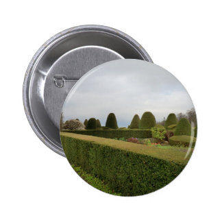 Chirk Castle Topiary Buttons