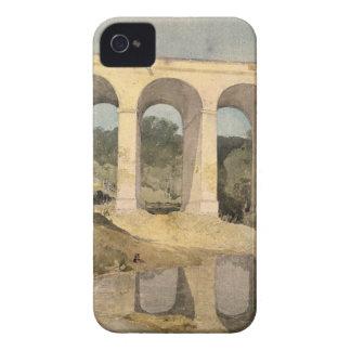 Chirk el acueducto, 1806-7 (w/c en el papel) Case-Mate iPhone 4 carcasa