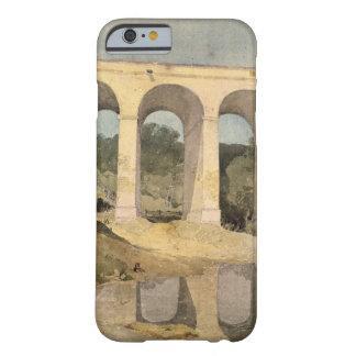 Chirk el acueducto, 1806-7 (w/c en el papel) funda barely there iPhone 6