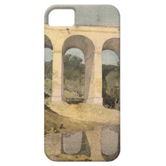 Chirk el acueducto, 1806-7 (w/c en el papel) funda para iPhone SE/5/5s