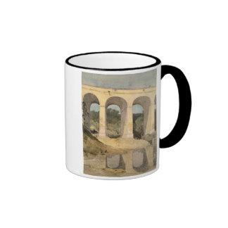 Chirk el acueducto, 1806-7 (w/c en el papel) tazas