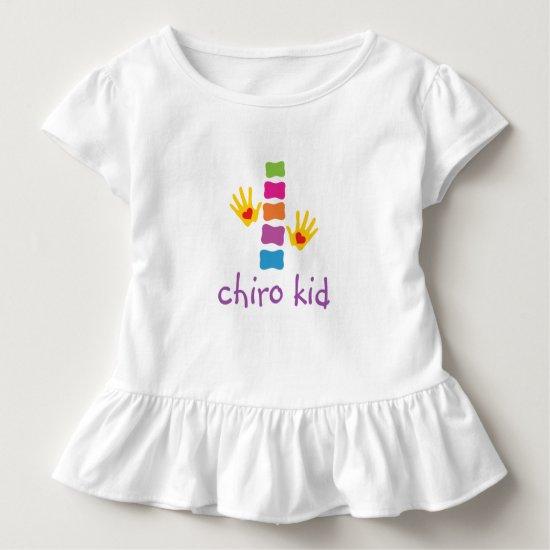 Chiro Kid Chiropractic Toddler T-shirt