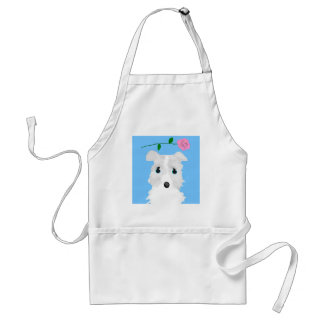 Chiro the dog Jack russell terrier Adult Apron