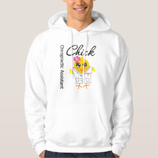 Chiropractic Assistant Chick Hoodie