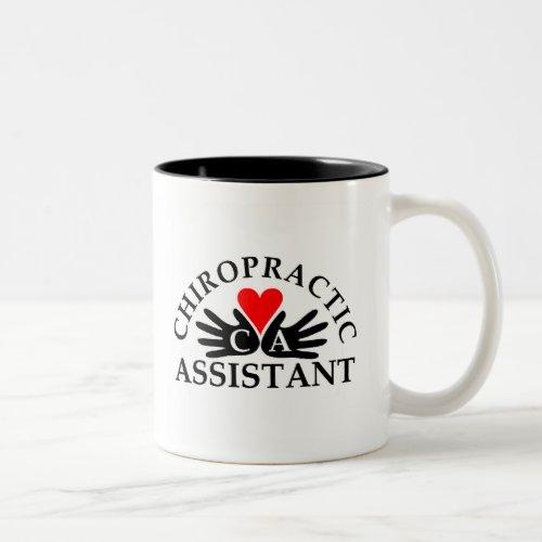 Chiropractic Assistant Hands Mug