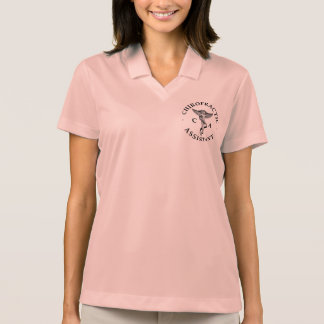 Chiropractic Assistant Logo Polo Shirt