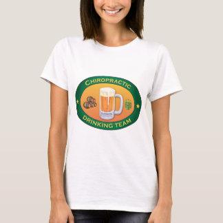 Chiropractic Drinking Team T-Shirt