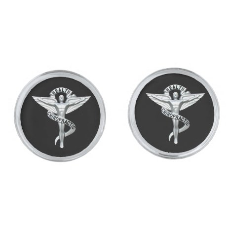 Emblem Cufflinks