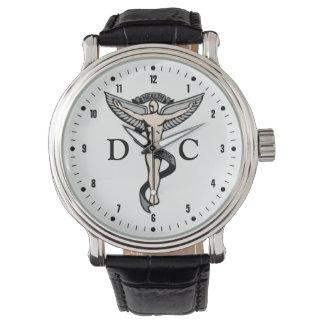 Chiropractic Emblem DC Watch