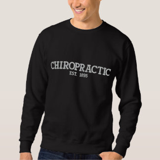 Chiropractic Embroidered Hoodie