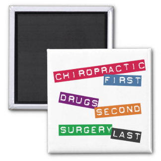 Chiropractic First Magnet