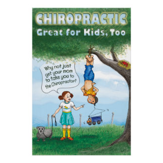 Chiropractic for Kids Print