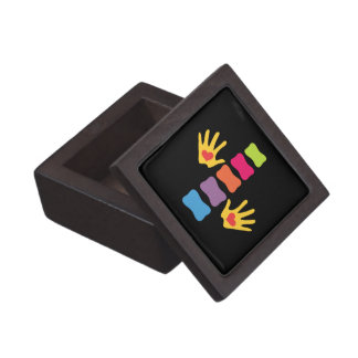 Chiropractic Hands and Spine Premium Gift Box