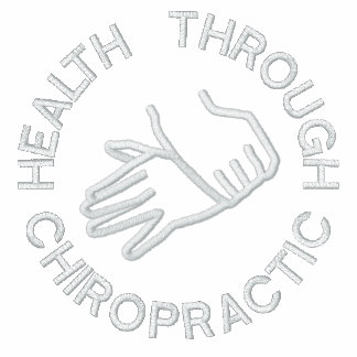 Chiropractic Logo Embroidered Polo