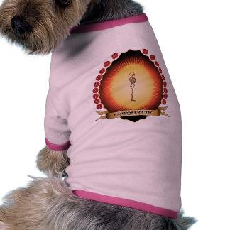 Chiropractic Mandorla Dog Clothes