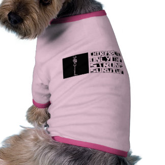 Chiropractic Survive Dog Shirt