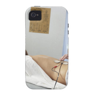 Chiropractic treatment. complaint in her vibe iPhone 4 cases