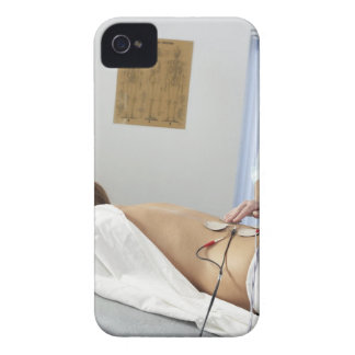 Chiropractic treatment. complaint in her Case-Mate iPhone 4 case