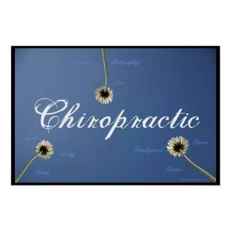 Chiropractic Triune Print