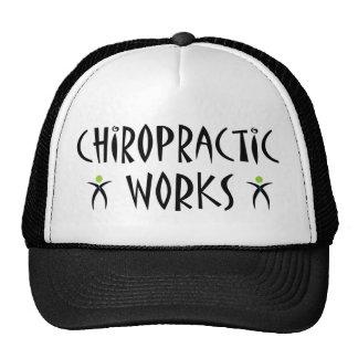 Chiropractic Works Trucker Hat
