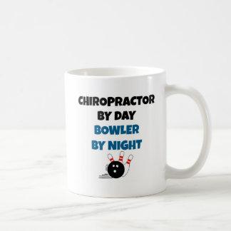 Chiropractor Bowler Classic White Coffee Mug