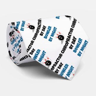 Chiropractor Bowler Tie