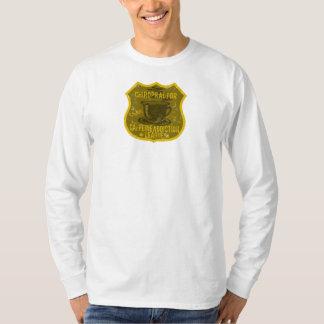 Chiropractor Caffeine Addiction League Shirt
