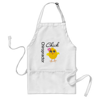Chiropractor Chick Aprons