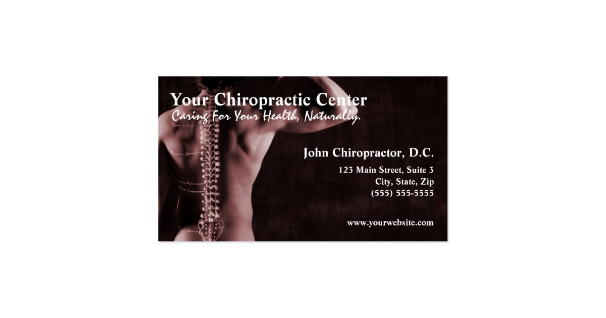 Top Result 61 Fresh Chiropractic Business Cards Picture 2018 Hyt4 ...