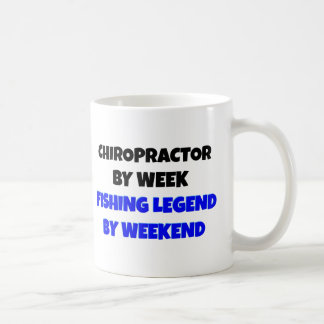 Chiropractor Fishing Legend Coffee Mug
