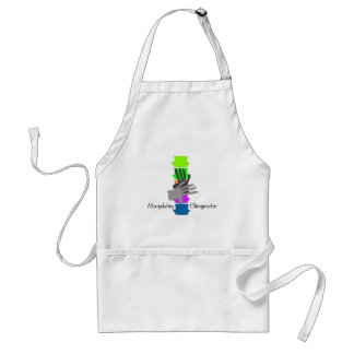 Chiropractor Gifts Adult Apron