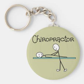 Chiropractor Gifts Keychain