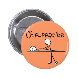 Chiropractor Gifts Pinback Button