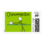 Chiropractor Gifts Postage Stamp
