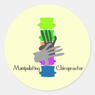 Chiropractor Gifts Sticker