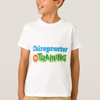 Chiropractor In Training (Future) T-Shirt