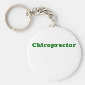 Chiropractor Keychain
