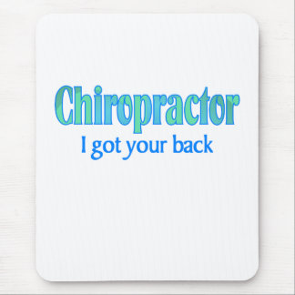 Chiropractor Mouse pad