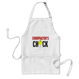 Chiropractor's Chick Apron