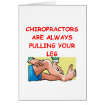 chiropractors felicitación