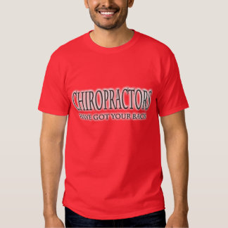 Chiropractors Have Got Your Back Black.png Tees