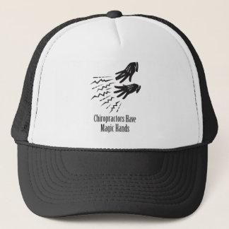 Chiropractors Have Magic Hands Trucker Hat