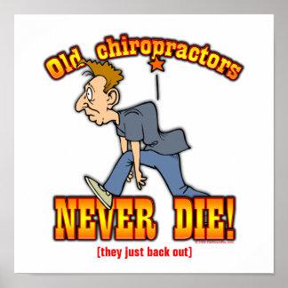 Chiropractors Poster