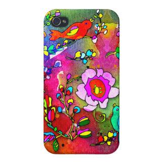 'Chirp iPhone 4 Carcasa